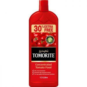 Levington Tomorite 1L Plus 30% Free