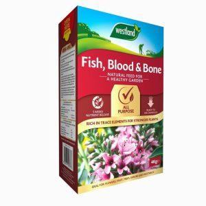 FISH, Blood & Bone 4kg