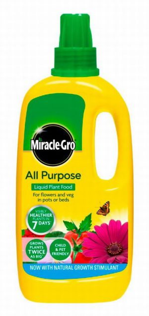 All Purpose Concentrated Liquid Plant Food 1L