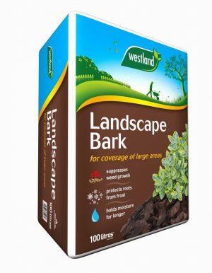 Landscape Bark 100L Bale