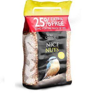 Nice Nuts – 25% FOC – 2.5kg