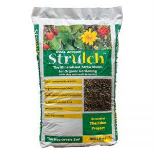 Strulch Garden Mulch 100L