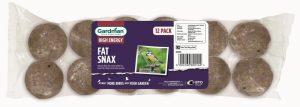GM Fat Snax 12 Pack