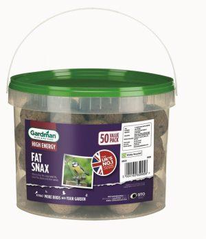 GM Fat Snax 50 Tub
