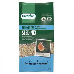 GM No Grow Seed Mix 2kg