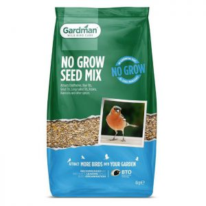 GM No Grow Seed Mix 4kg