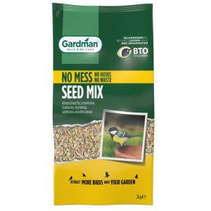 GM No Mess Seed Mix 2Kg