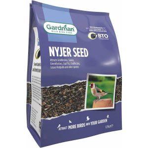 GM Nyjer Seed 0.9Kg