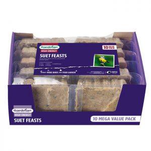 GM Suet Feast 10 Pack