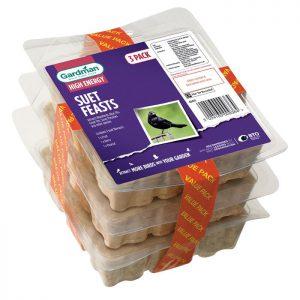 GM Suet Feast 3 Pack