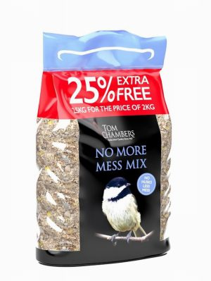 No More Mess Mix – 25% FOC 2.5kg