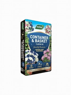 Container & Basket Compost 50L