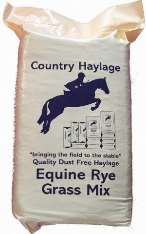 Rye Haylage