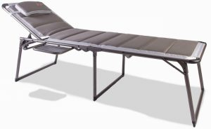 Naples Pro Lounge bed with side table