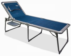Ragley Pro Lounge bed with side table