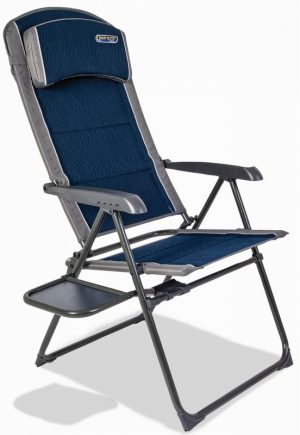 Ragley Pro Recline chair with side table