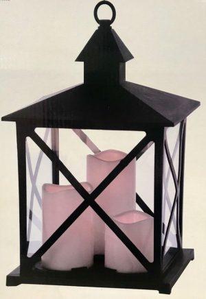 38cm triple bo candle lantern