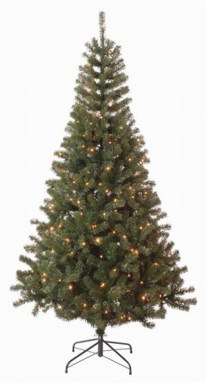Artificial Christmas Tree 210cmprelit grenoble pine with 300 led