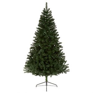 Artificial Christmas Tree 2.1M Woodcote Spruce
