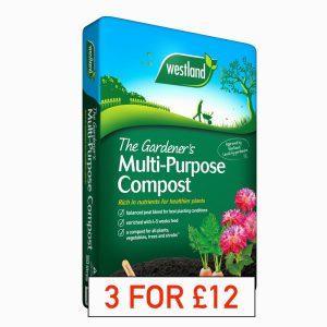 The Gardener's Multi Purpose Compost 50L