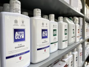 Read more about the article Autoglym Premium Car Care Products Now at Aylings